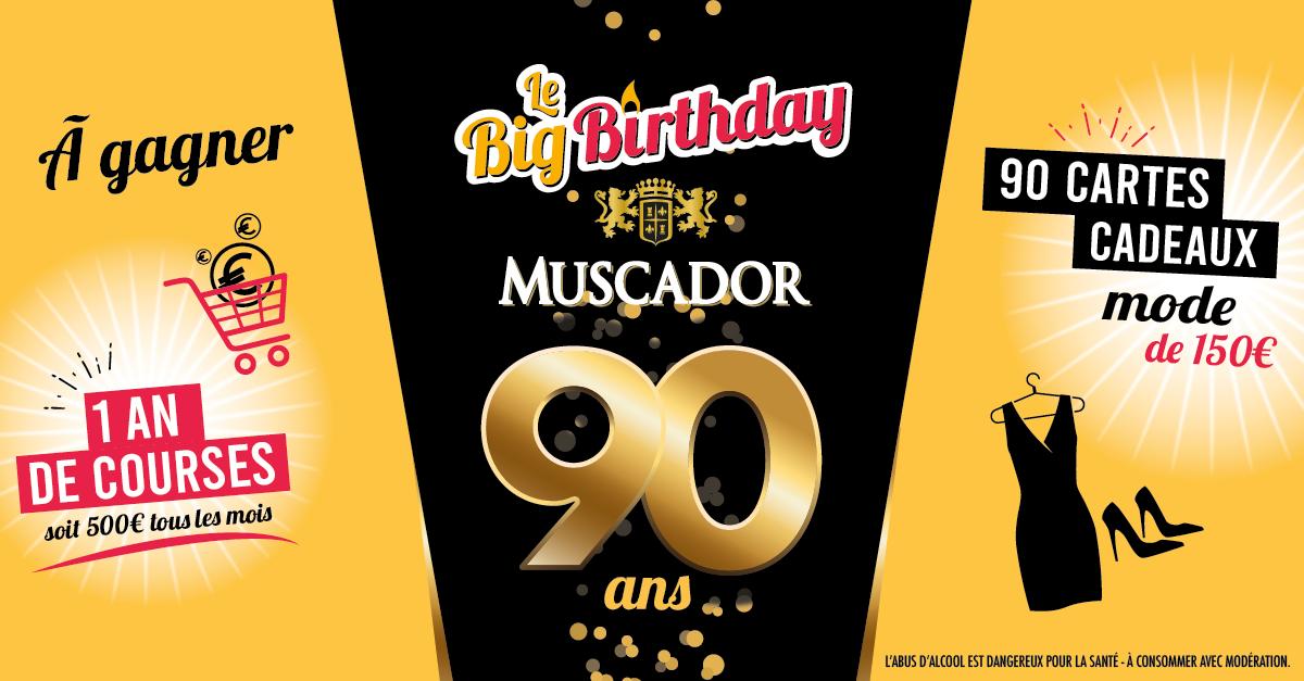 Big Birthday : 90 ans de bulles