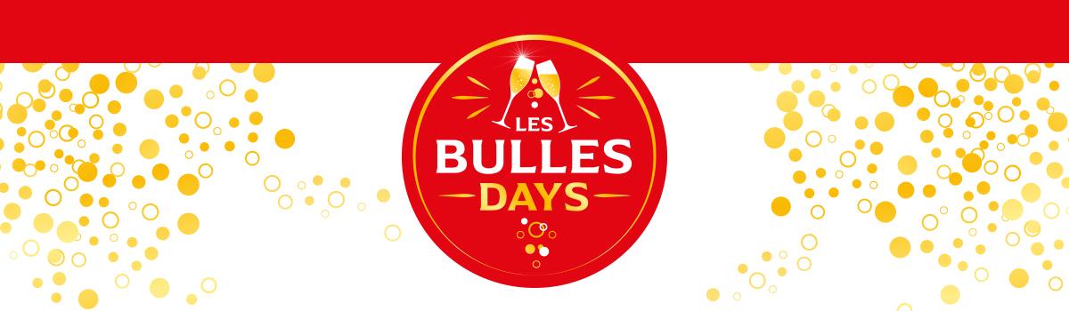 Les bulles days 2021